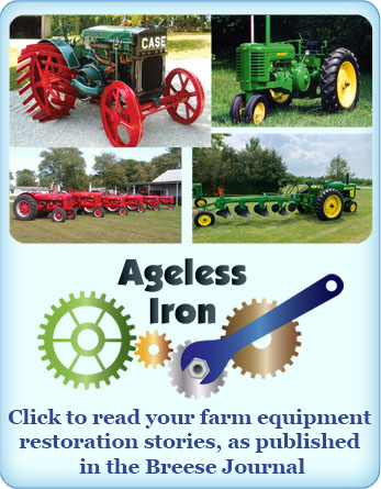Ageless Iron stories